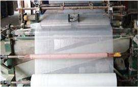 耐碱玻纤网格布厂家生产车间
