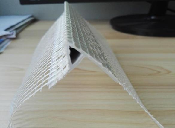 PVC带网保温滴水网