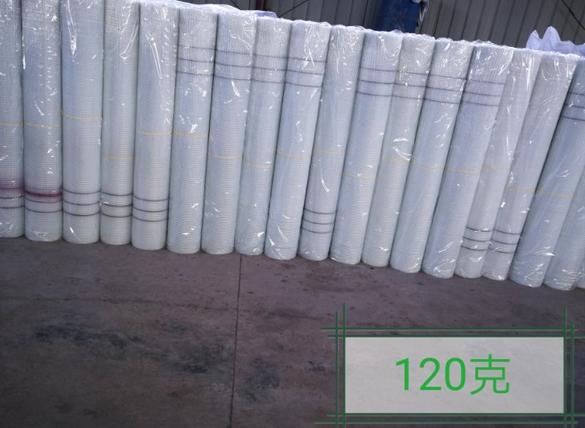 万州耐碱玻纤网格布-120g规格