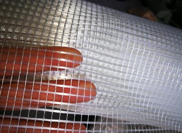 外墙耐碱网格布