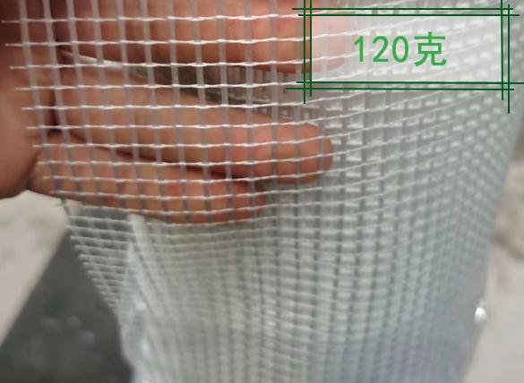 万州耐碱玻纤网格布120g规格5×5