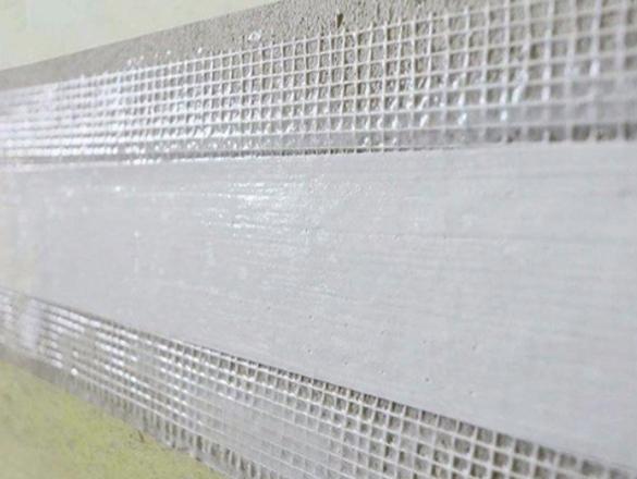 外墙保温网格布施工案例