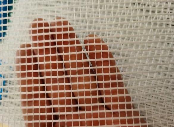 耐碱玻纤网格布150g规格4×4